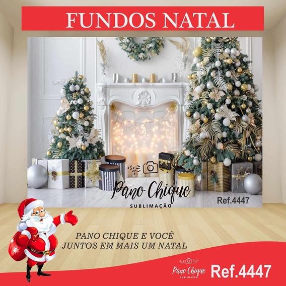 Fundo Fotográfico De Natal 150x220