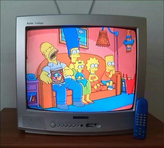 Excelente Tv Convencional 20 Pulgadas Daewoo (70$)