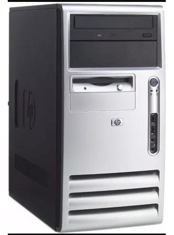 Cpu Hp Compaq 2gb Ram