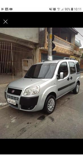 Fiat Doblo 1.8 16v Essence Flex 5p 2014