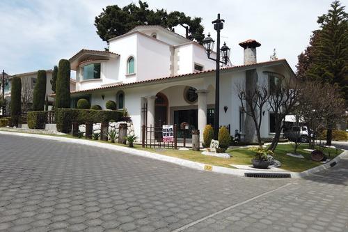 Imagen 1 de 30 de Casa En Venta En Residencial Providencia Metepec, Estado De