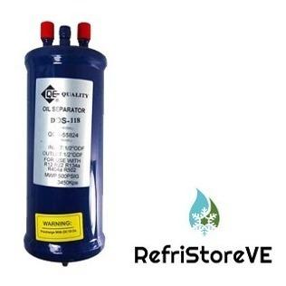 Separador De Aceite 1 5/8 Refrigeracion
