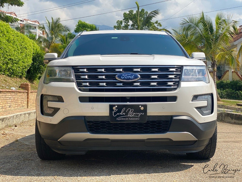 Ford Explorer Limited 4x4 At Modelo 2017