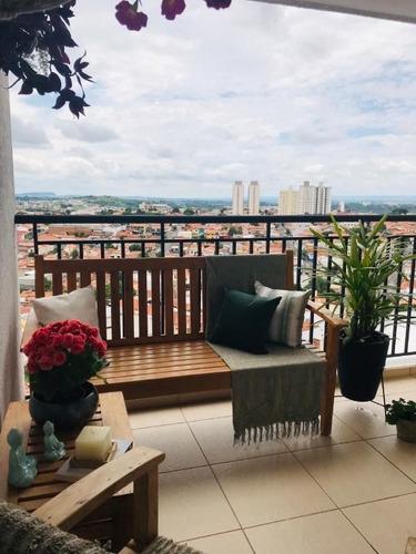 Imagem 1 de 30 de Apartamento Com 2 Dormitórios À Venda, 67 M² Por R$ 395.000,00 - Paulicéia - Piracicaba/sp - Ap1467