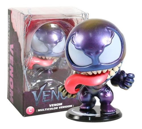 Imagen 1 de 9 de Venom Carnage Gwenom Domez Zagtoys Ultimate Spiderman