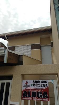 Casa Para Aluguel, 2 Dormitórios, Jardim Interlagos - Hortolândia - 223