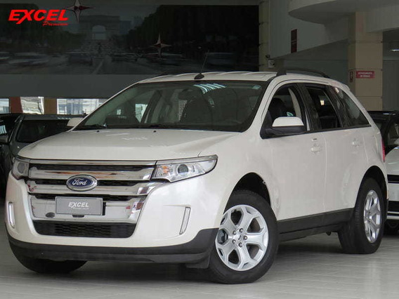 Ford Edge Sel 3.5 Fwd V6 24v At 2014
