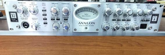 Avalon Vt 737 Universal Motu Digital