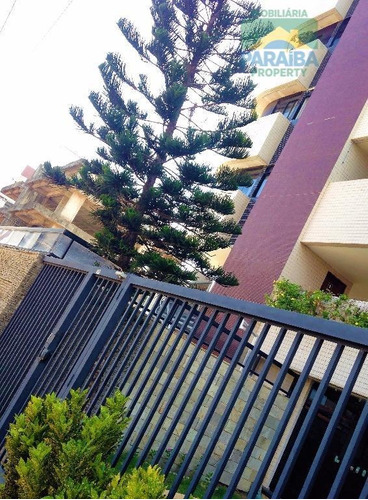 Apartamento Residencial Mobiliado Para Locação, Intermares, Cabedelo. - Ap0872