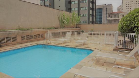 Apartamento Em Campo Belo, São Paulo/sp De 47m² 2 Quartos À Venda Por R$ 550.000,00 - Ap302349