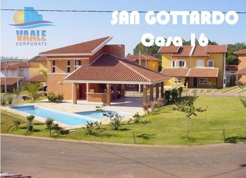 Casa Com 3 Dormitórios À Venda, 216 M² Por R$ 950.000 - Parque Imperador - Campinas/sp - Ca0179
