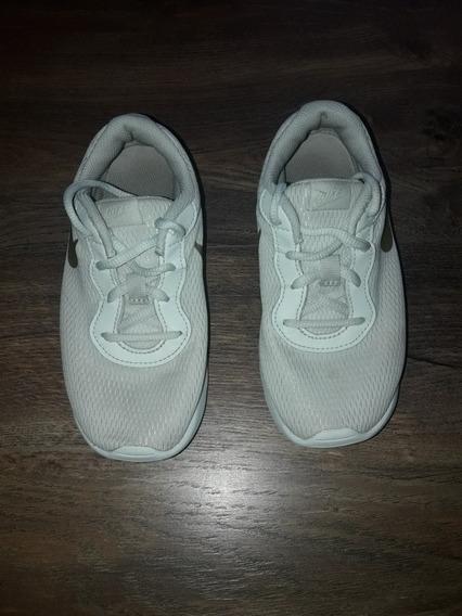 Zapatillas Nike Blancas N 31