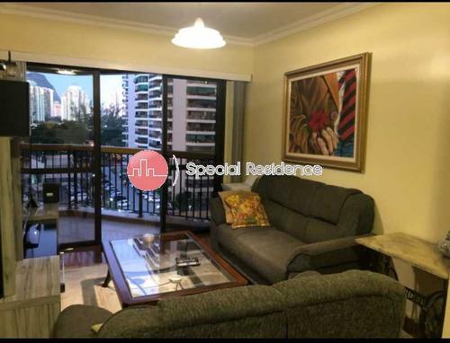 Imagem 1 de 15 de Apartamento-à Venda-barra Da Tijuca-rio De Janeiro - 201730