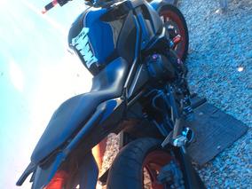 Yamaha 600 Cilindrada
