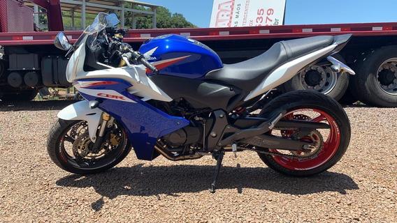 Moto Honda Cbr 600f Impecável