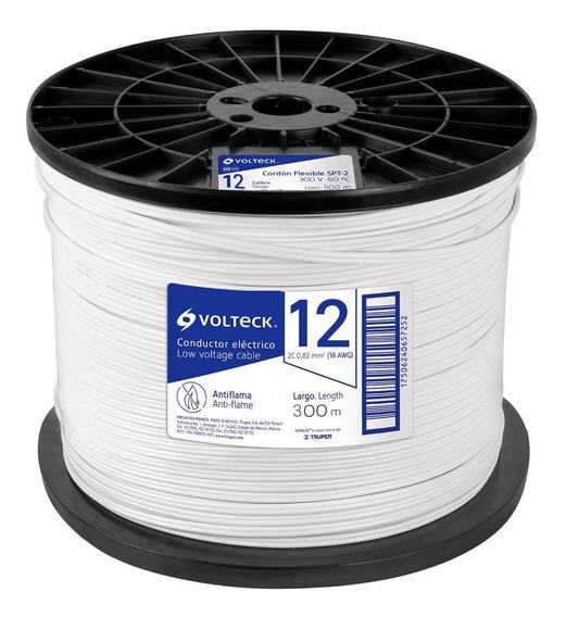 Cordón Dúplex Extensione 12awg Bobina 500m Cdu-12e-500 40046