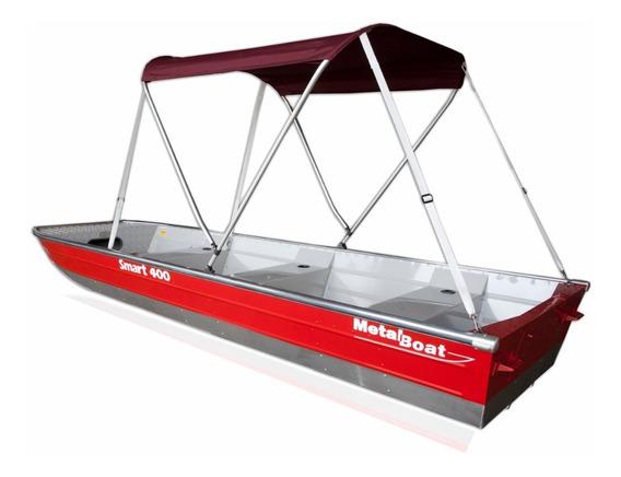Barco Alumínio Smart 400