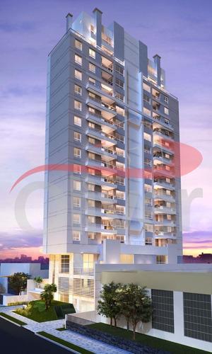 Imagem 1 de 24 de Silva Marfim, Cobertura Duplex, 3 Dormitorios, 4 Vagas De Garagem, Rebouças, Curitiba, Paraná - Ap00724 - 33449664