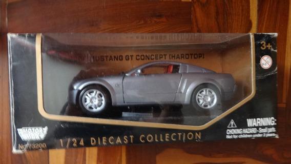 Carro A Escala, Ford Mustang Gt Concept Escala 1:24