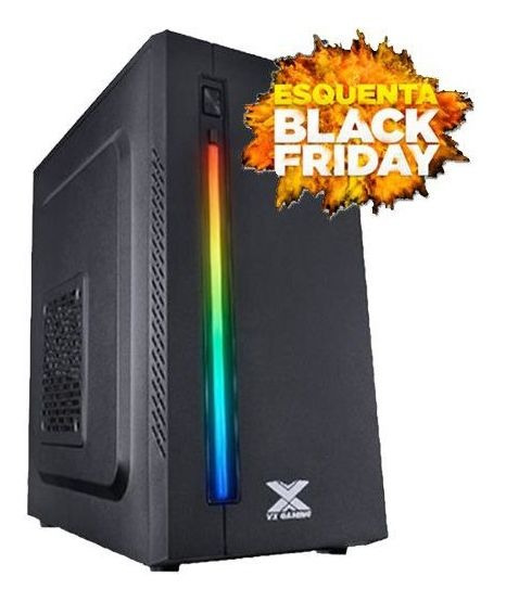 Pc Intel Core I5 4gb Hd 500gb + Wi-fi Black Friday