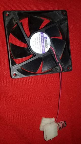 Icmex Arcade O Computadora 120mm 12v Dc Brushless Ventilador