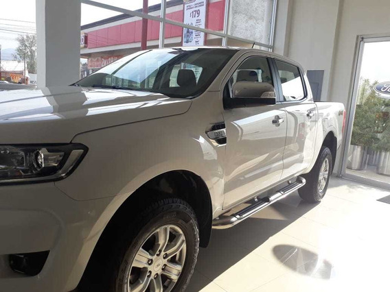 Ford Ranger 3.2 Xlt Diésel Cabina Doble 4x4 At 2020