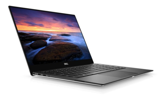 Notebook Dell Xps 13 9370 Prata 16gb I7-8550u 1tb Uhd