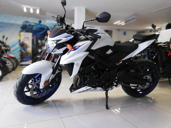 Motocicleta Suzuki Gsx-s750 2020