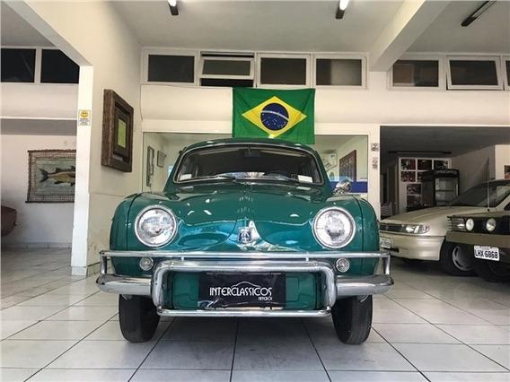 Renault Gordini 0.8 Iii Gasolina 4p Manual
