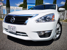 Nissan Altima 3.5 Exclusive Piel Cvt 2013 Autos Puebla