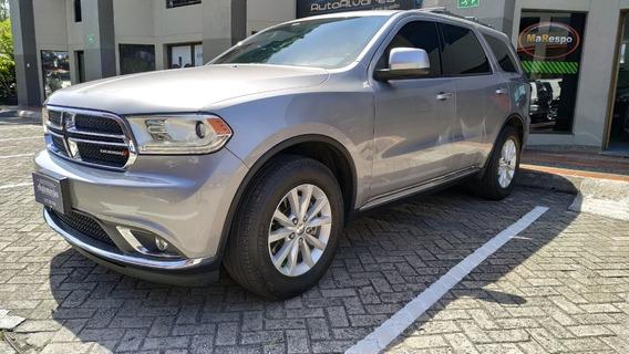 Dodge Durango 7 Puestos 4x4 2015