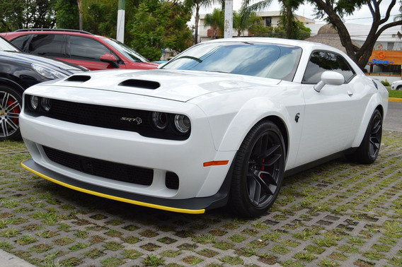 Dodge Challenger 2019 Widebody Srt Blanco