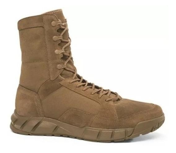 Coturno Oakley 8 Si Assault Coyote Botas Militar 11188-86w
