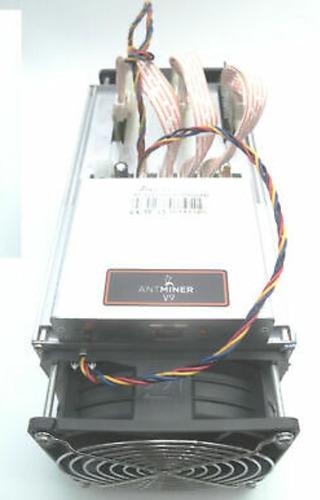 Antminer V9 Com 2 Placas  (usada )- Mineradora Bitcoin