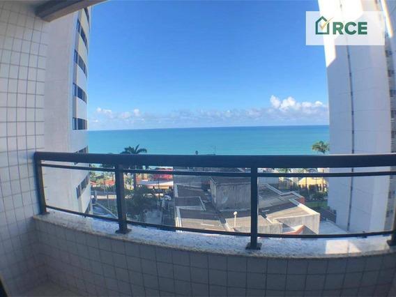 Flat Com 2 Dormitórios À Venda, 60 M² Por R$ 269.000,00 - Ponta Negra - Natal/rn - Fl0009