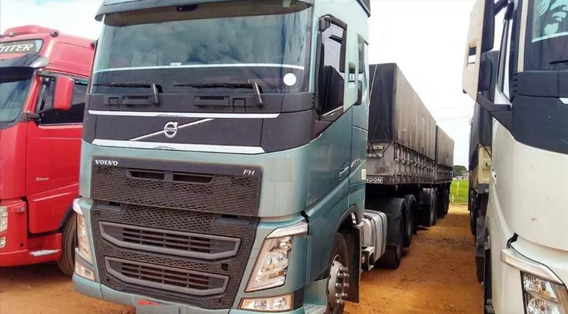 Volvo Fh 460 6*2 Globetrotter Ano 2015/15