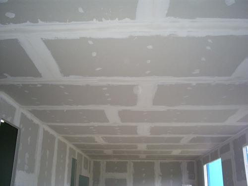 Forro De Gesso Drywall Instalado R$ 56,90 M²
