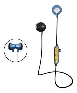 Auriculares Bluetooth Manos Libres Lee Memoria Microsd K06