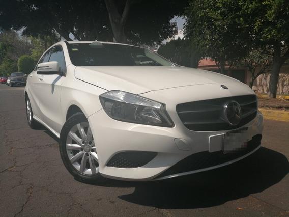 Mercedes-benz Clase A 1.6 180 Cgi At 2015