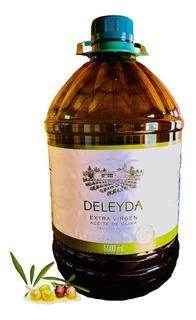 Aceite De Oliva Extra Virgen Deleyda 5 Litros