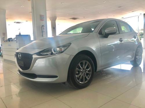 Mazda 2 Touring At 2021 Plata Estelar 5p