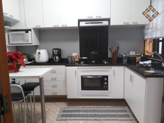 Sobrado Com 4 Dormitórios À Venda, 210 M² Por R$ 1.050.000,00 - Butantã - São Paulo/sp - So7505