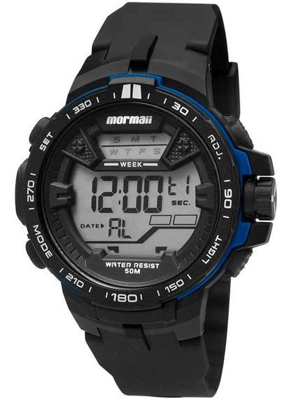 Relógio Mormaii Masculino Wave Mo3390/8a