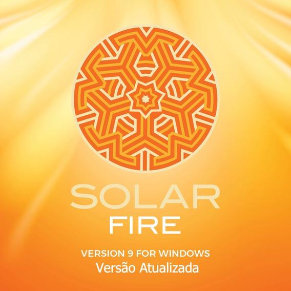 Solar Fire Solarfire Astrologia 2020 - Nova Versão 9.0.29