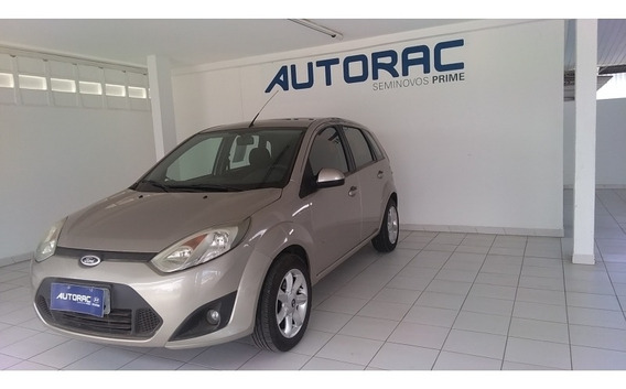 Fiesta 1.6 Rocam Hatch 8v Flex 4p Manual 78300km
