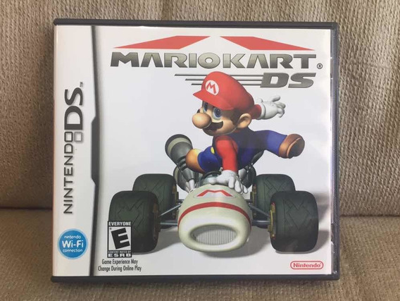 Mario Kart Ds - Nintendo Ds (sem Manual)