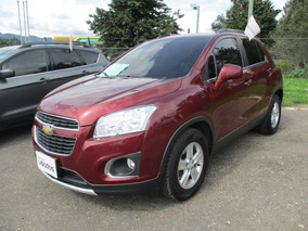 Chevrolet Tracker Uel827