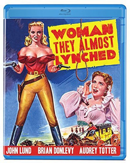 Woman They Almost Lynched Blu-ray Us Import