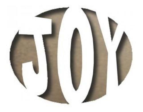 Sizzix - Faca De Corte Magnética - Joy By Tim Holtz