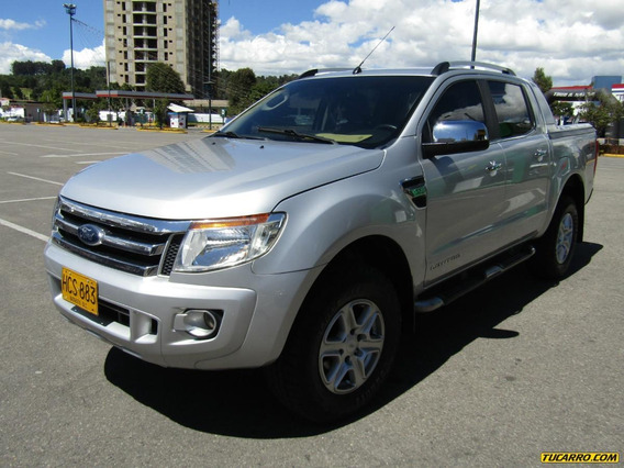 Ford Ranger Limited Mt 3.2cc Aa 4x4 Ct Td